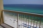 Relax on your private balcony and enjoy the sounds of the Gulf image
