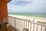 Top floor view from your private balcony overlooking the Beach Gulf of Mexico image
