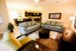 Comfortable open living area image