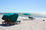 Cabanas, Chairs, Umbrellas, Paddleboards, and Bikes to Rent on the Beach image