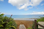 Royal Kahana oceanfront resort with sandy beach. image