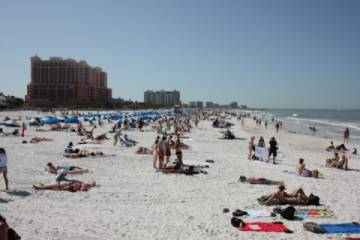 Beachfront Clearwater vacation rentals from iTrip.net image