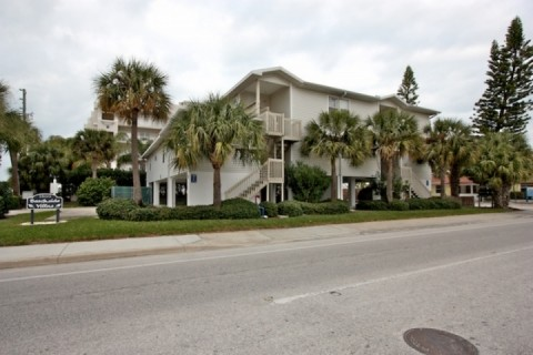 Indian Rocks Beach, Florida condo/vacation rental -Two bedroom, two bathroom