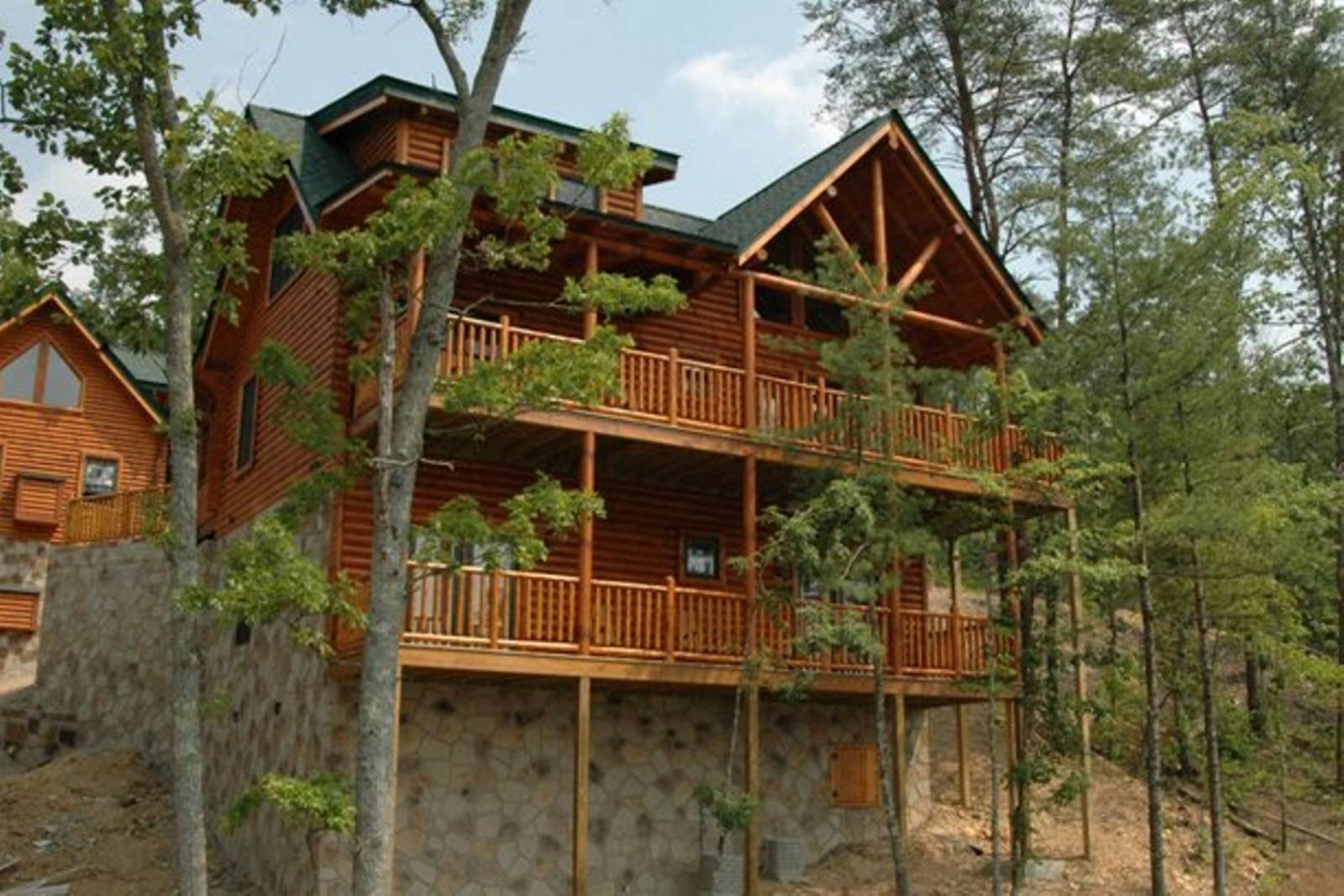 sevierville vacation rental smoky mountain haven 5br 4ba
